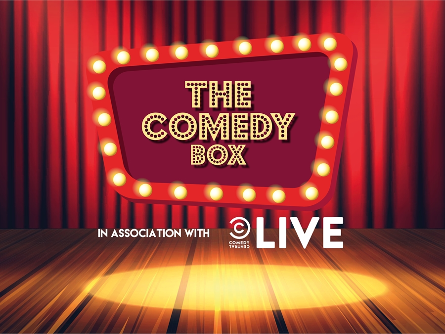 The Comedy Box - Live Stand Up Comedy