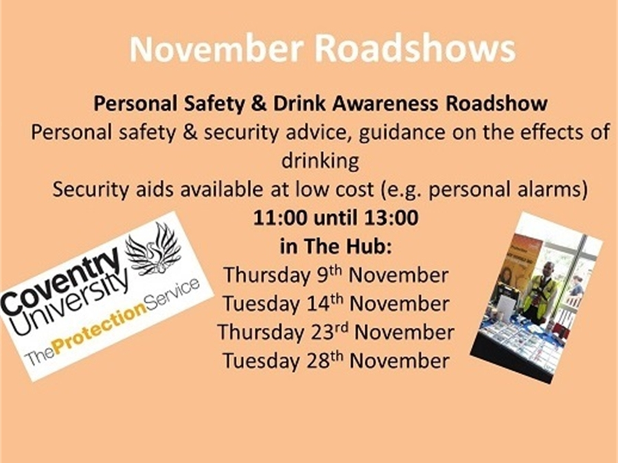 Protection Service - Personal Safety & Drink Awareness