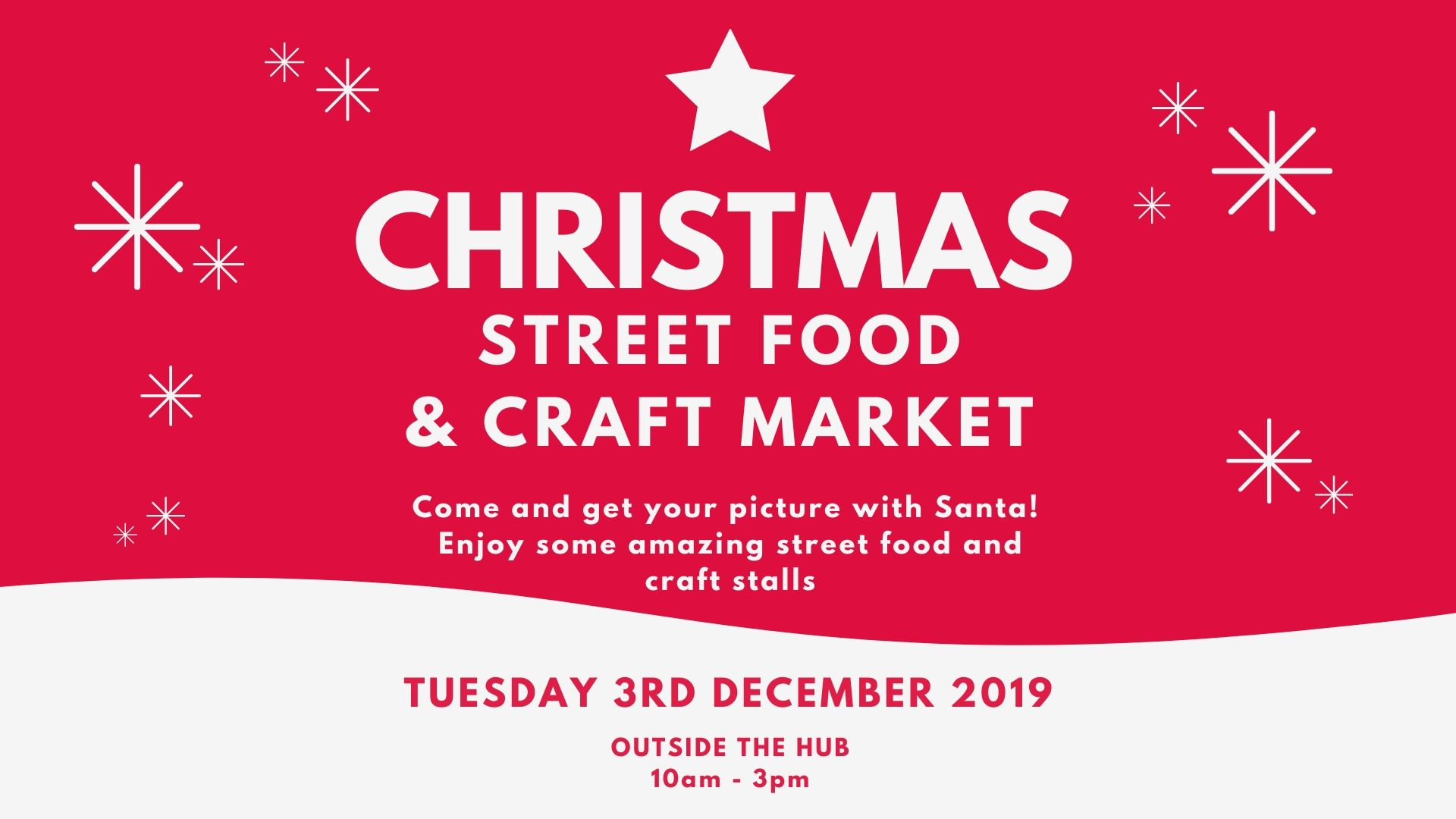 Christmas Street Food and Craft Market