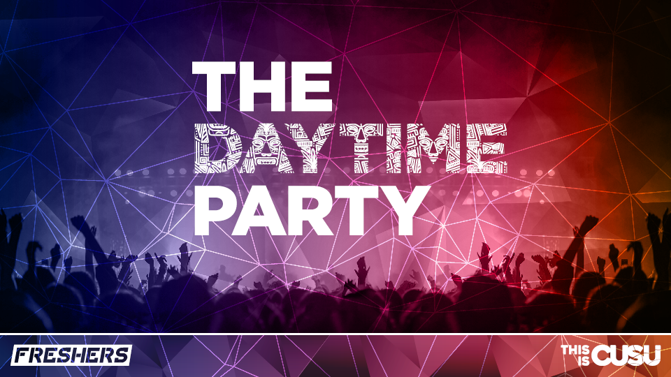 Official Coventry University Freshers Daytime Party