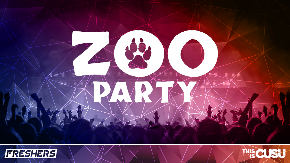 Official Coventry University Freshers Zoo Party