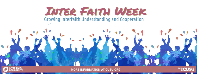 InterFaith Week: What Does Faith Mean to You?