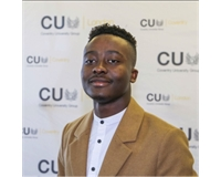 Blessed Pepple - President of CUSU