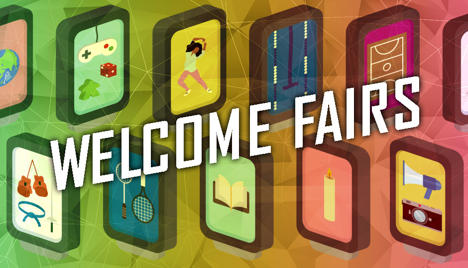 Welcome Fairs graphic