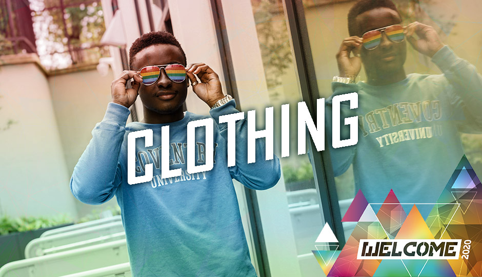 Get your Clothing graphic